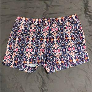 Pattern shorts!